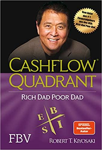 Cashflow Quadrant Buchempfehlung auf Wachstumskurs