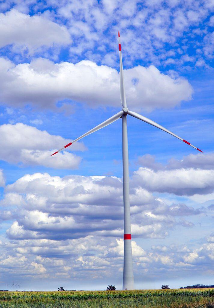 Windrad als Kapitalanlage für Vermögensaufbau