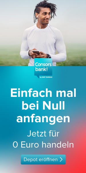 Wachstumskurs Wie die Consorsbank ihr Depot für Neukunden attraktiver macht ✅ 1